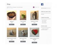 Magazin Mariuca online - Cadouri handmade si artizanat Timisoara