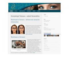 Dermatologie Timisoara, servicii de infrumusetare