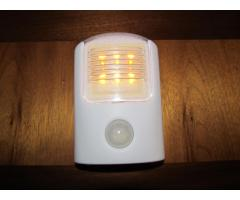 Lampă de siguranță (Security light) cu detector de mișcare și led-uri, TCM Germany