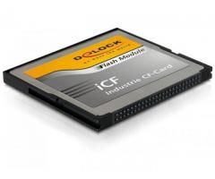 Card Compact Flash Industrial 1GB - 54202