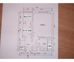 0763158172 Inchiriez garsoniera cf. 1, decomandata, etj. 3/6, Ambrozie sector 3, Bucuresti