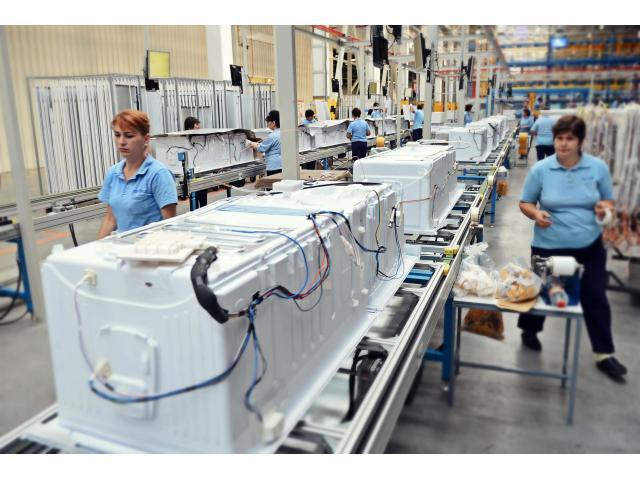 Angajez Personal Fabrica de electrocasnice