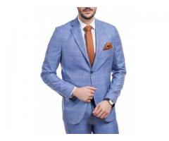 COSTUME BARBATI SLIM FIT DON MEN